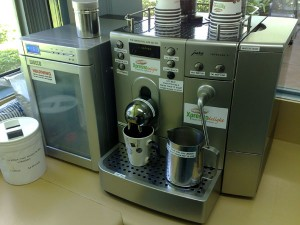 Xpresso Delight coffee machine