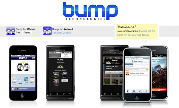 Bump for Android
