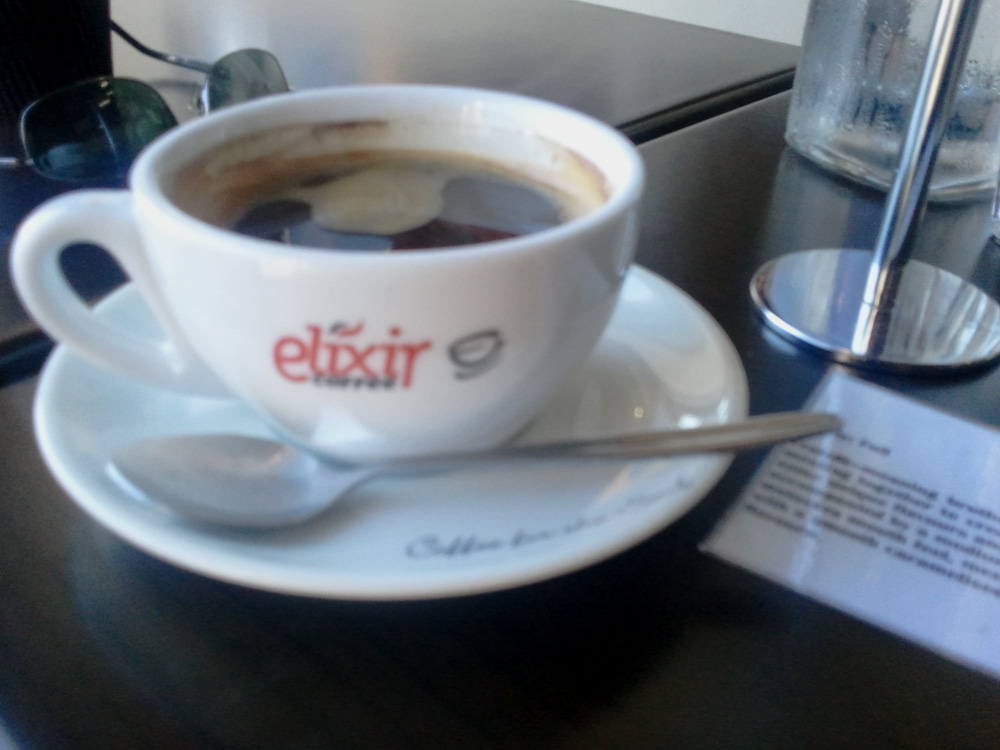 Elixir Coffee HQ Espresso Lounge