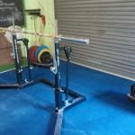 A Squat Rack