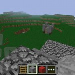 Towers in Minecraft Pocket Edition