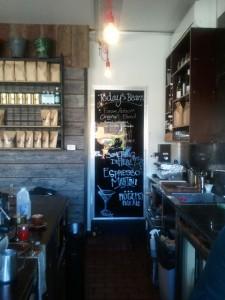Fonzi Abbot Cafe