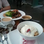 Breakfast at VIVO Cafe