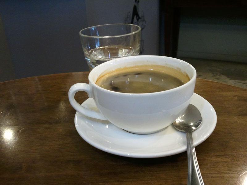 Joe Black Cafe Breakfast Menu
