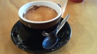 How many cafes would you walk past to get a cup of coffee? With Grindhouse Espresso in Stones Corner, it is about five, depending on how generous you are with the definition of cafe.