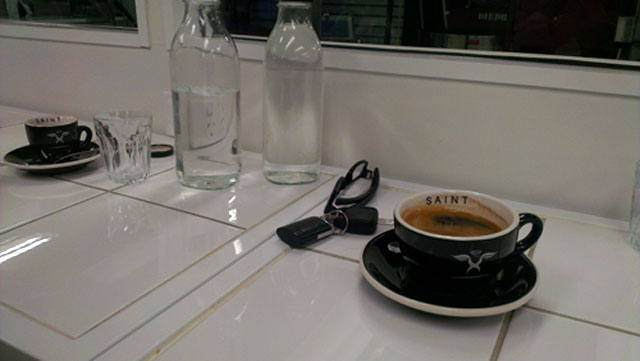 Coffee at Cleanskin