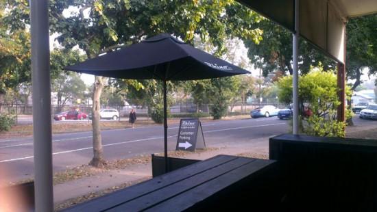 Rhino Espresso on Dickson Street